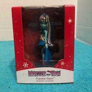 Monster High Frankie Stein Ornament